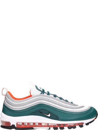Nike Air Max 97 Green And Grey Sneakers