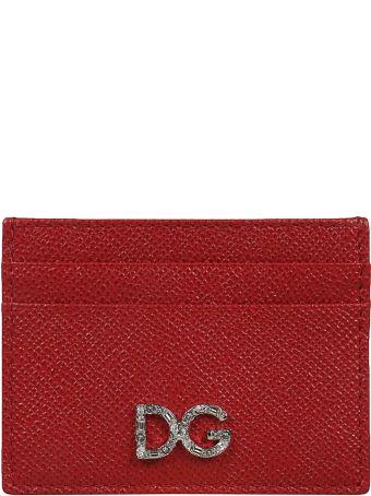 Dolce & Gabbana Logo Card Holder