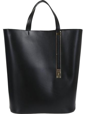 Sophie Hulme North South Exchange Shopper Bag