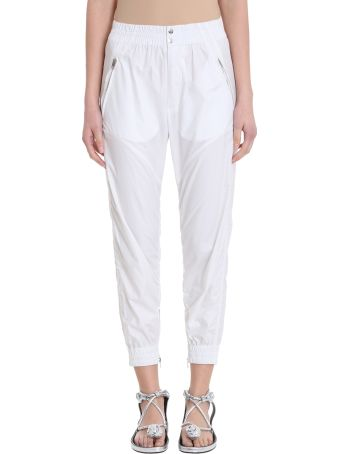 Isabel Marant Marston Mid-rise Cropped Trousers