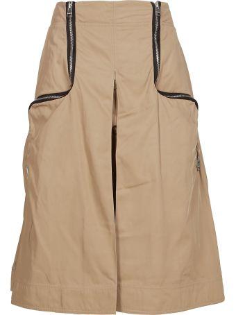 J.W. Anderson Two Way Zipper Skirt