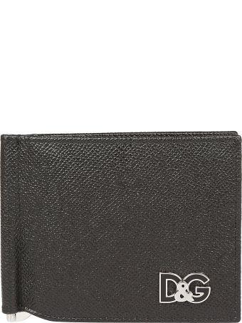 Dolce & Gabbana Clip Wallet