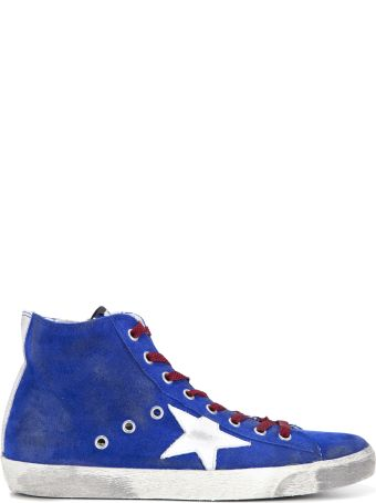 Golden Goose Star Patch Hi-top Sneakers