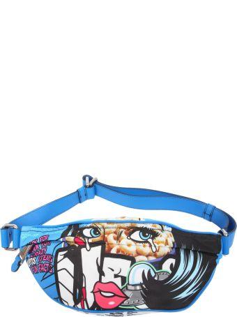 Capsule Printed Bum Bag