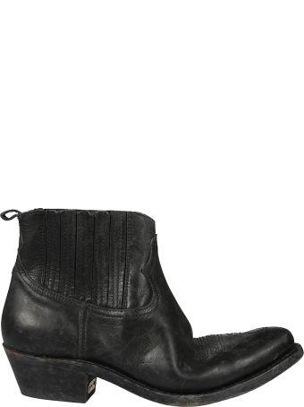Golden Goose Slip-on Ankle Boots