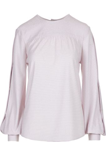 Golden Goose Flared Sleeved Blouse