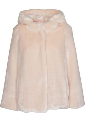 Tagliatore Hooded Coat