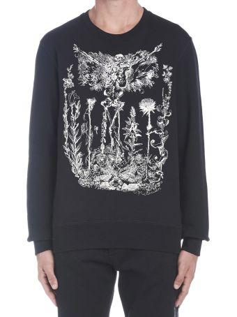 Alexander McQueen 'skelton Garden' Sweatshirt