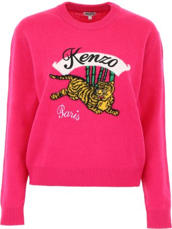 Kenzo Bamboo Tiger Pull