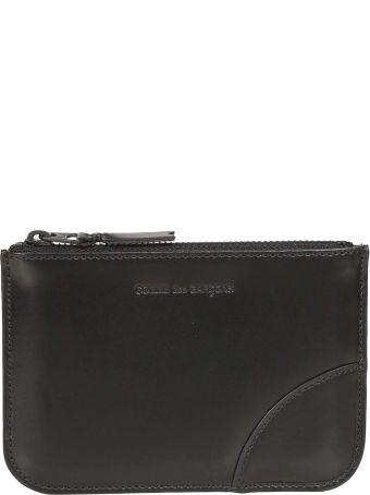 Comme des Garçons Wallet Very Black Wallet