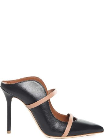 Malone Souliers Maureen Leather Mules