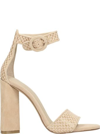 Kendall + Kylie Giselle Suede Leather Sandals
