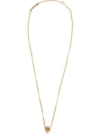 AMBUSH Necklace With Nobo Skull Charm