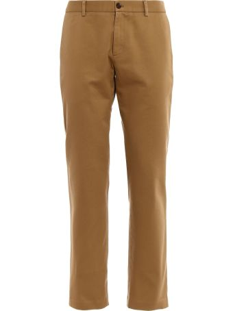 Gucci Military Cotton Drill Emb .pant