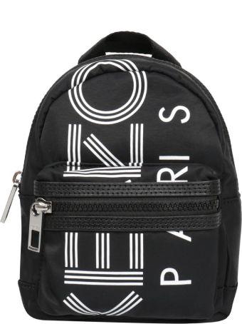 Kenzo Logo Nylon Mini Backpack