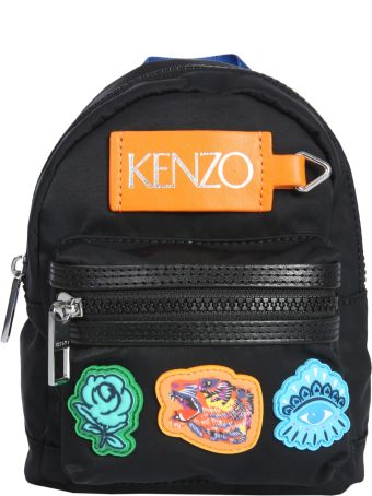 "Kenzo Mini ""iconic Patch"" Backpack"