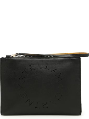 Flap Zip Clutch