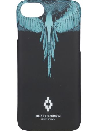 Marcelo Burlon Printed Wings Iphone Cover