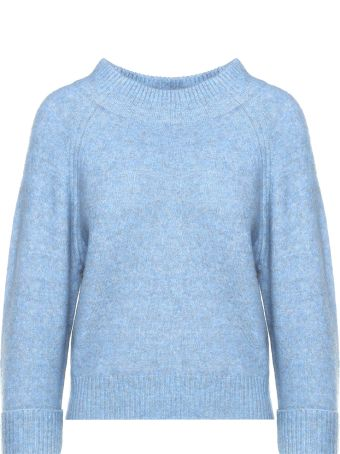 3.1 Phillip Lim Cropped Wool And Yak-blend Sweater