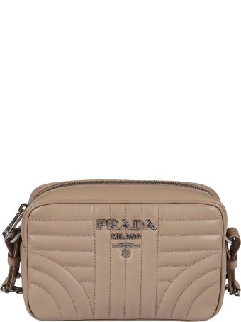 Prada Diagramme Shoulder Bag