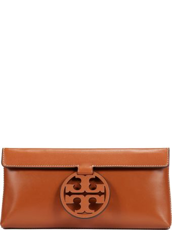 Tory Burch Double T Clutch