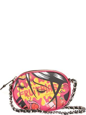 Moschino Fruit Blast Shoulder Bag