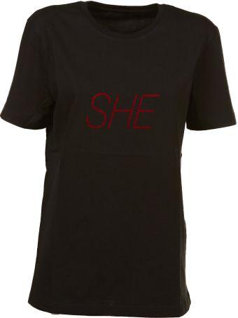 Paco Rabanne She Slogan T-shirt