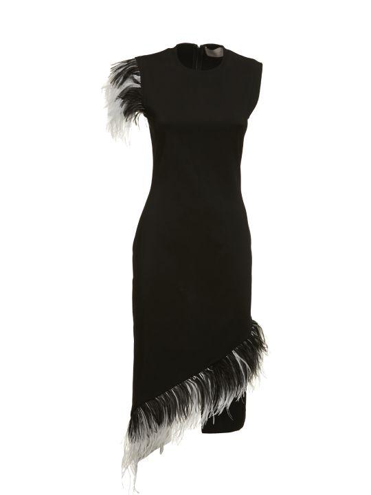 Christopher Kane Feather Dress