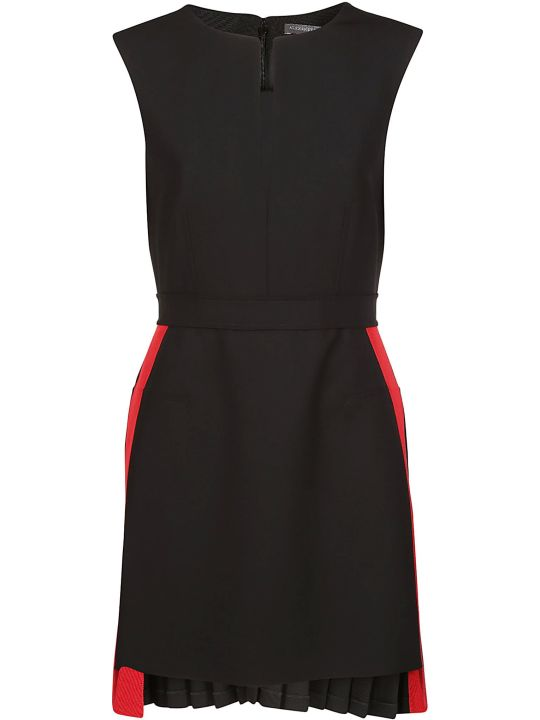 Alexander McQueen Fitted Mini Dress