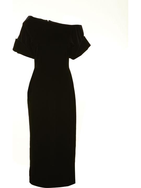 Christopher Kane Stretch Velvet Dress