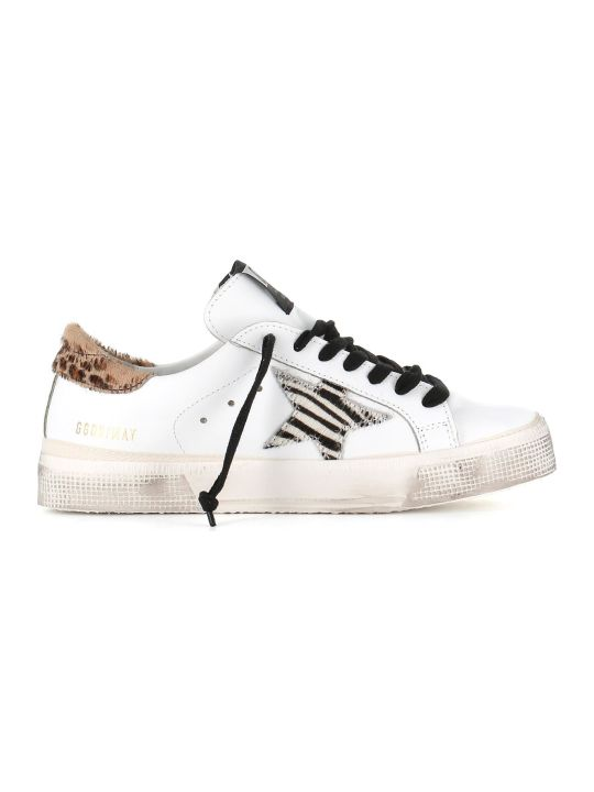 "Golden Goose Sneakers ""may"""