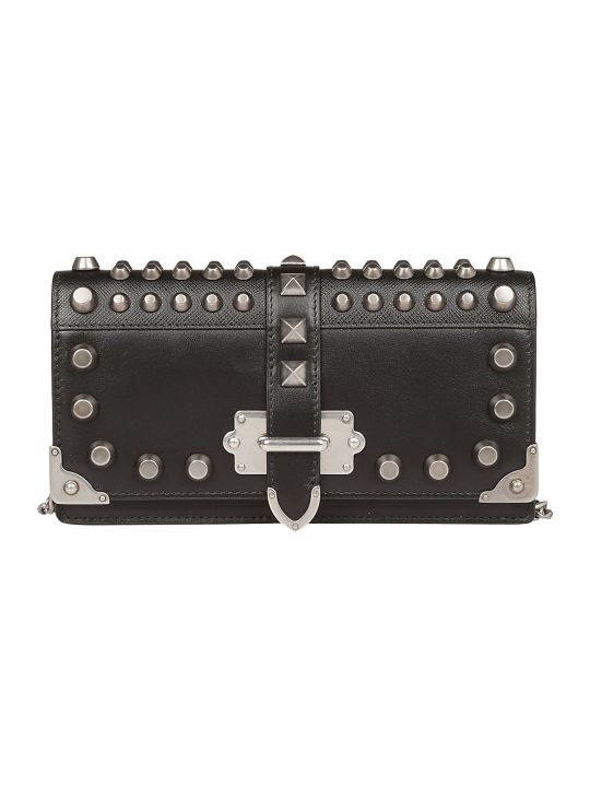 Prada Mini Bandoliera Shoulder Bag