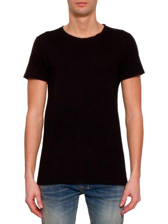 Balmain Three-pack Cotton T-shirt
