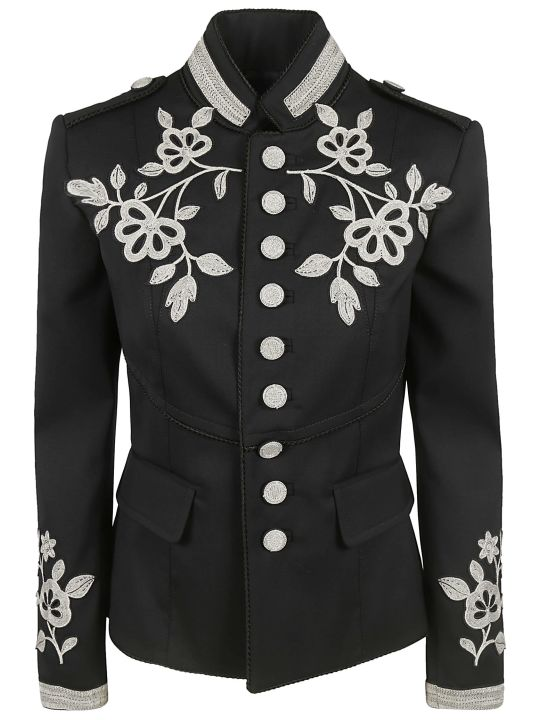 Dsquared2 Embroidered Jacket