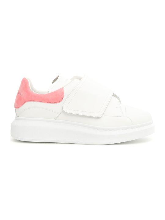 Alexander McQueen Strap Oversize Sneakers