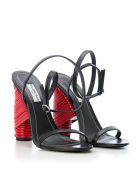 Balenciaga Leather Sandal Women