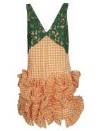 MSGM Gingham Dress