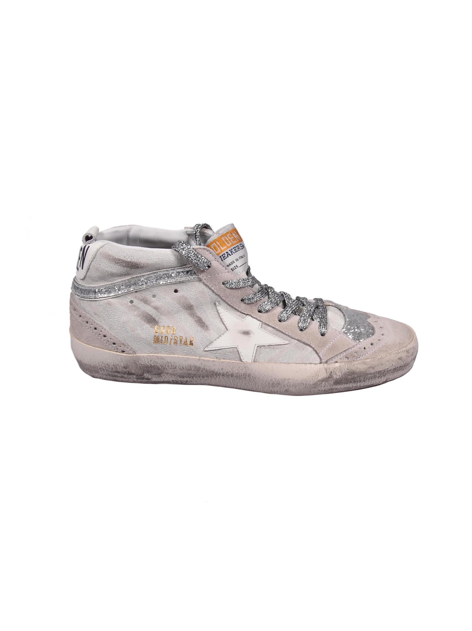 Golden Goose Mid Star Sneakers in & Discount Largest Supplier 2EFmvmxRB