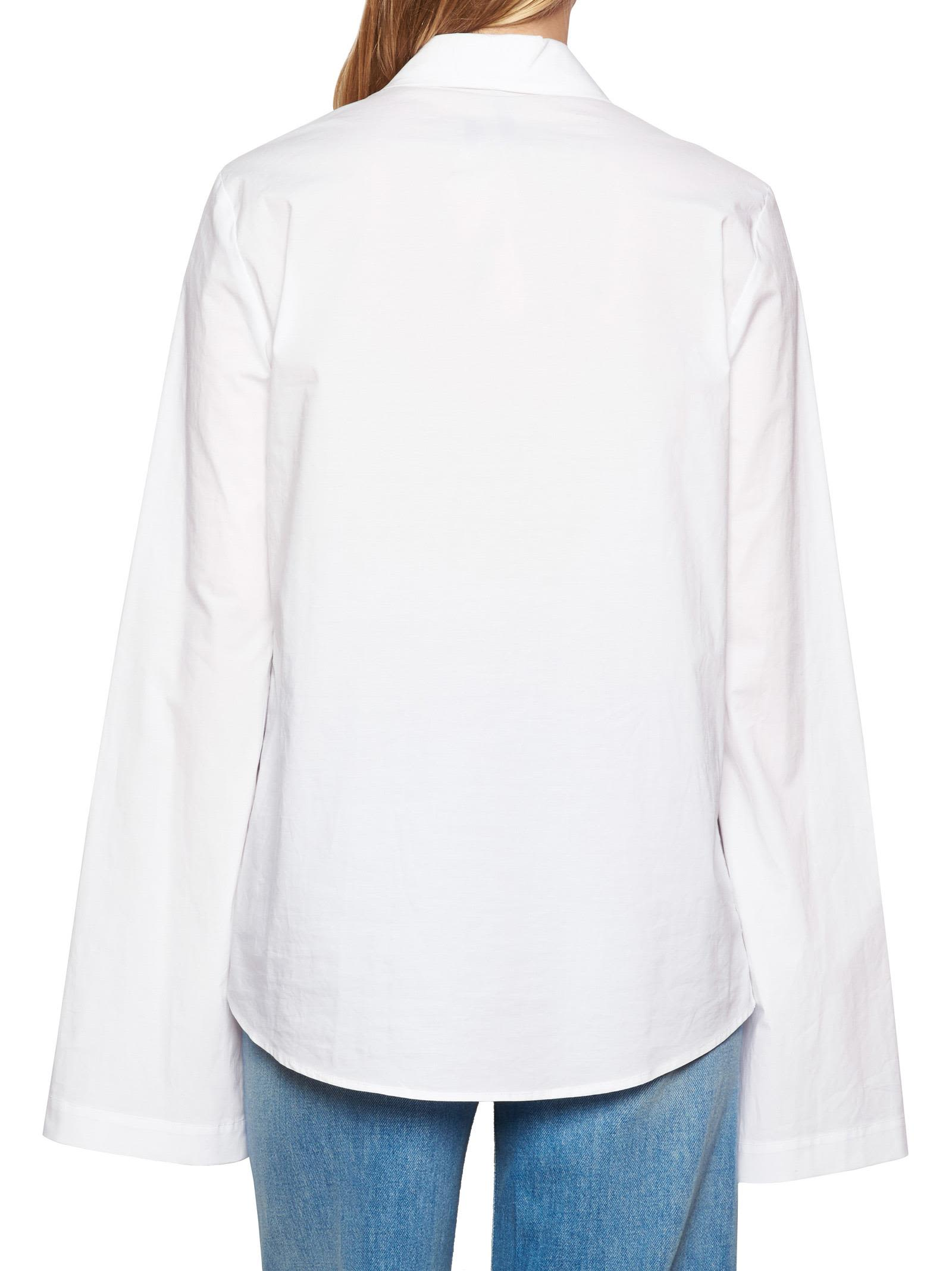 Clearance Outlet Cheap Find Great White Propus shirt Vivetta Outlet Really Free Shipping Free Shipping Exclusive UAxik