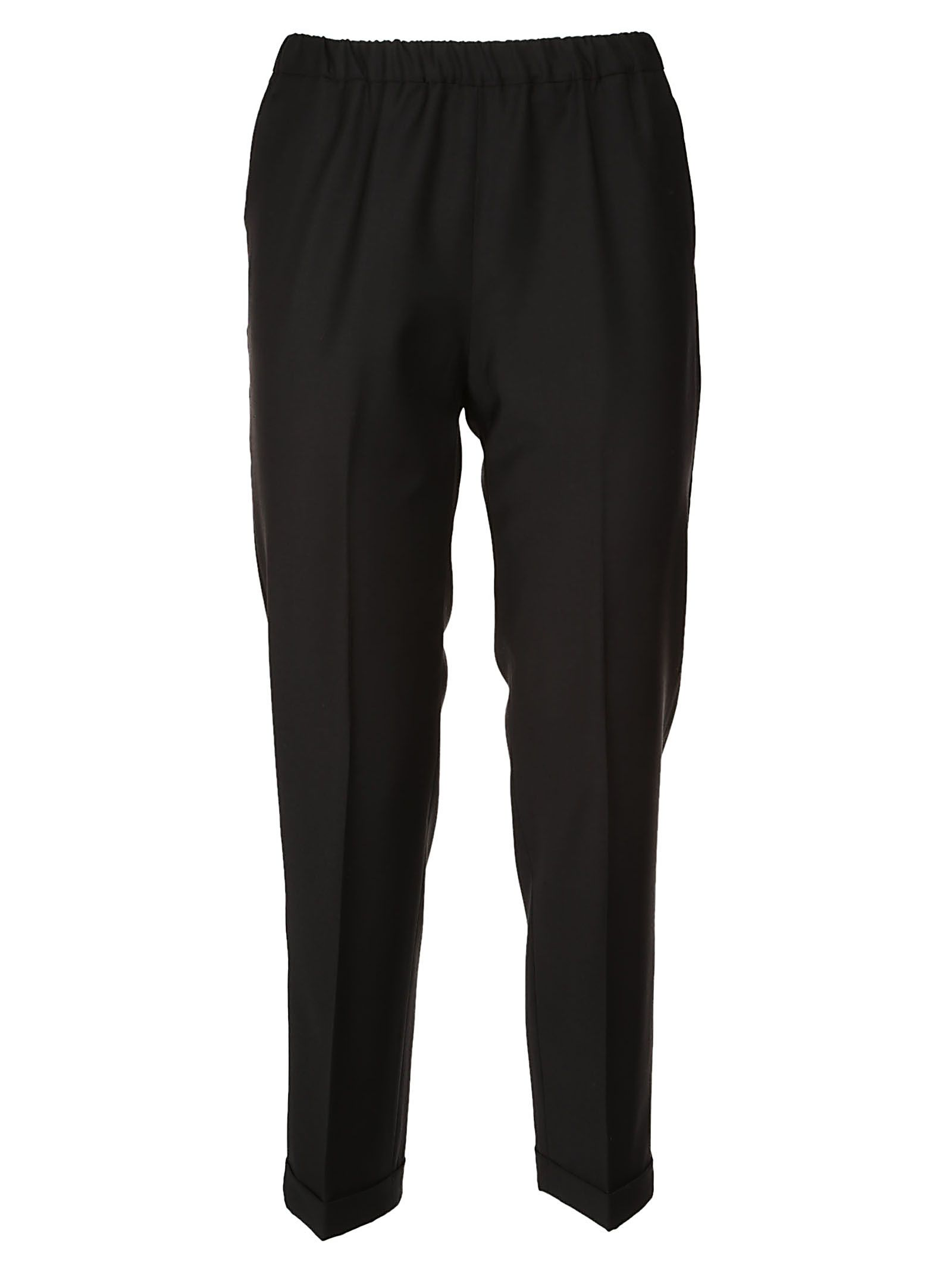 Quelledue Cropped Trousers