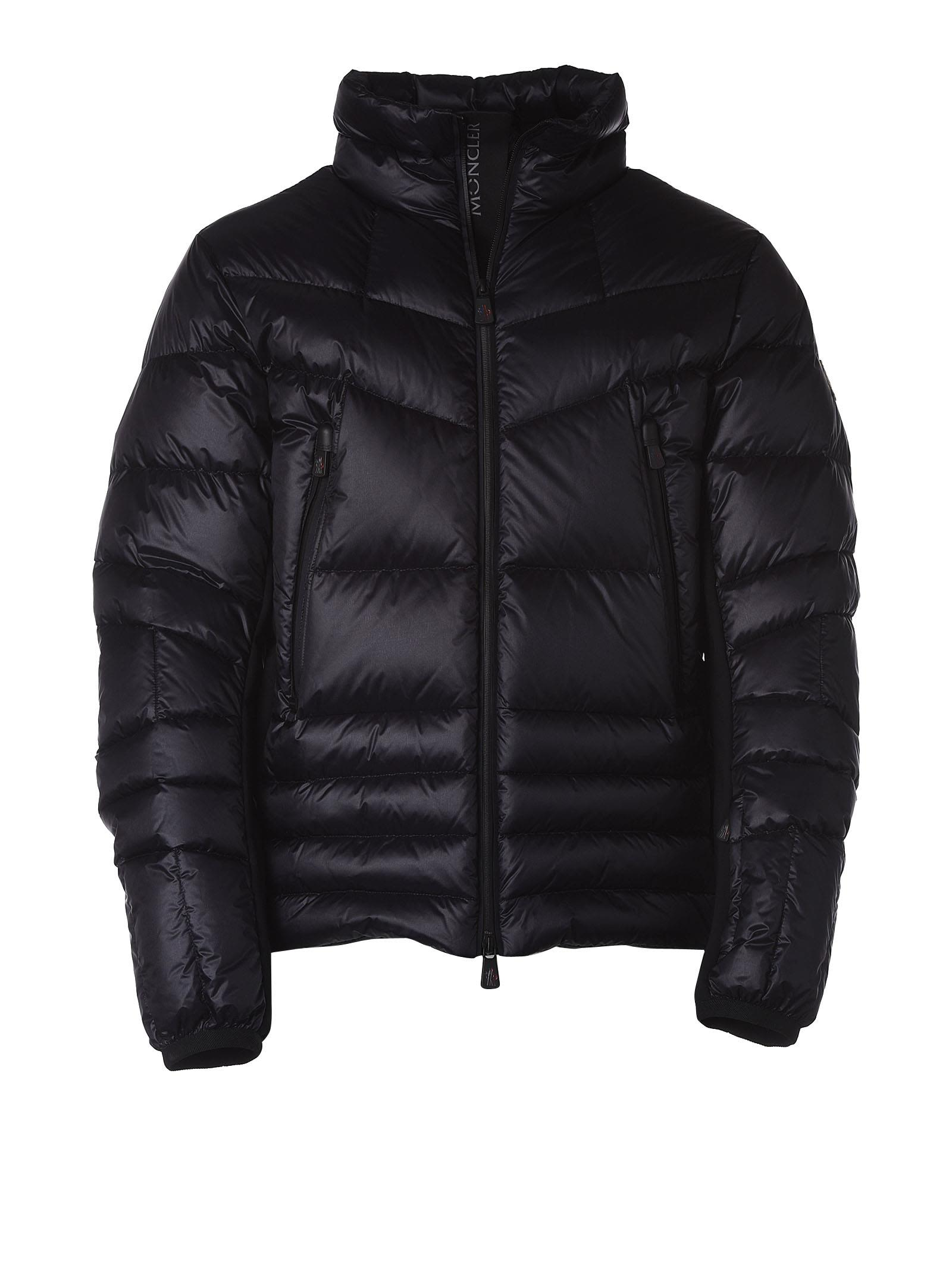 Grenoble Canmore Black Down Jacket