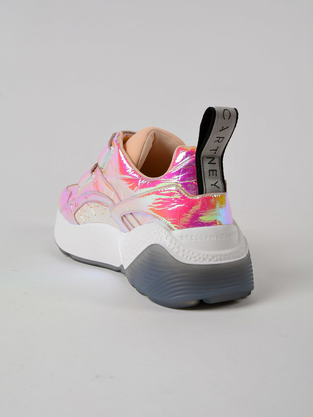 Strap Sneakers Metallic Stella McCartney xpd7VXokNF