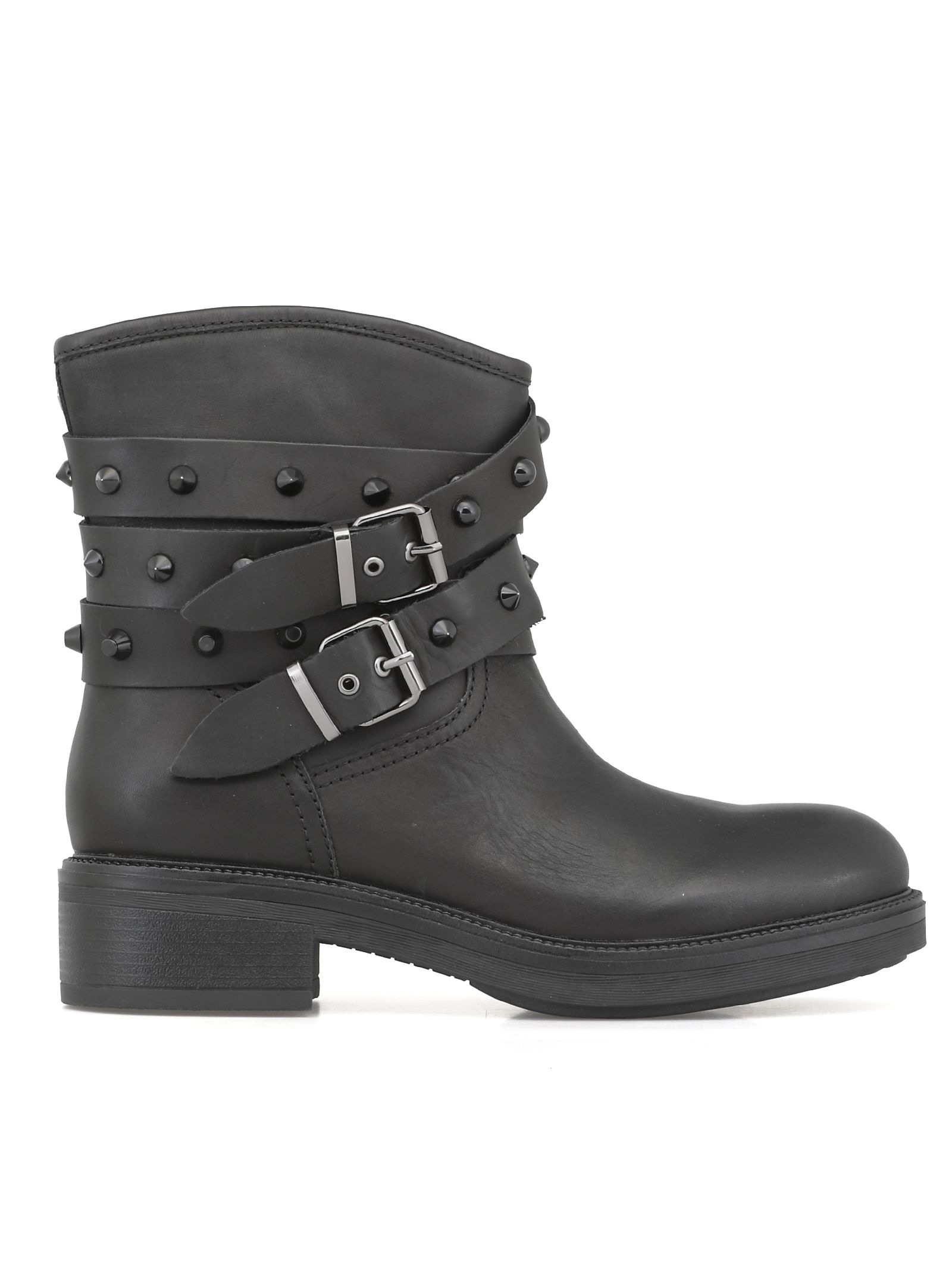 CULT Who Mid 2511 Boot in Black