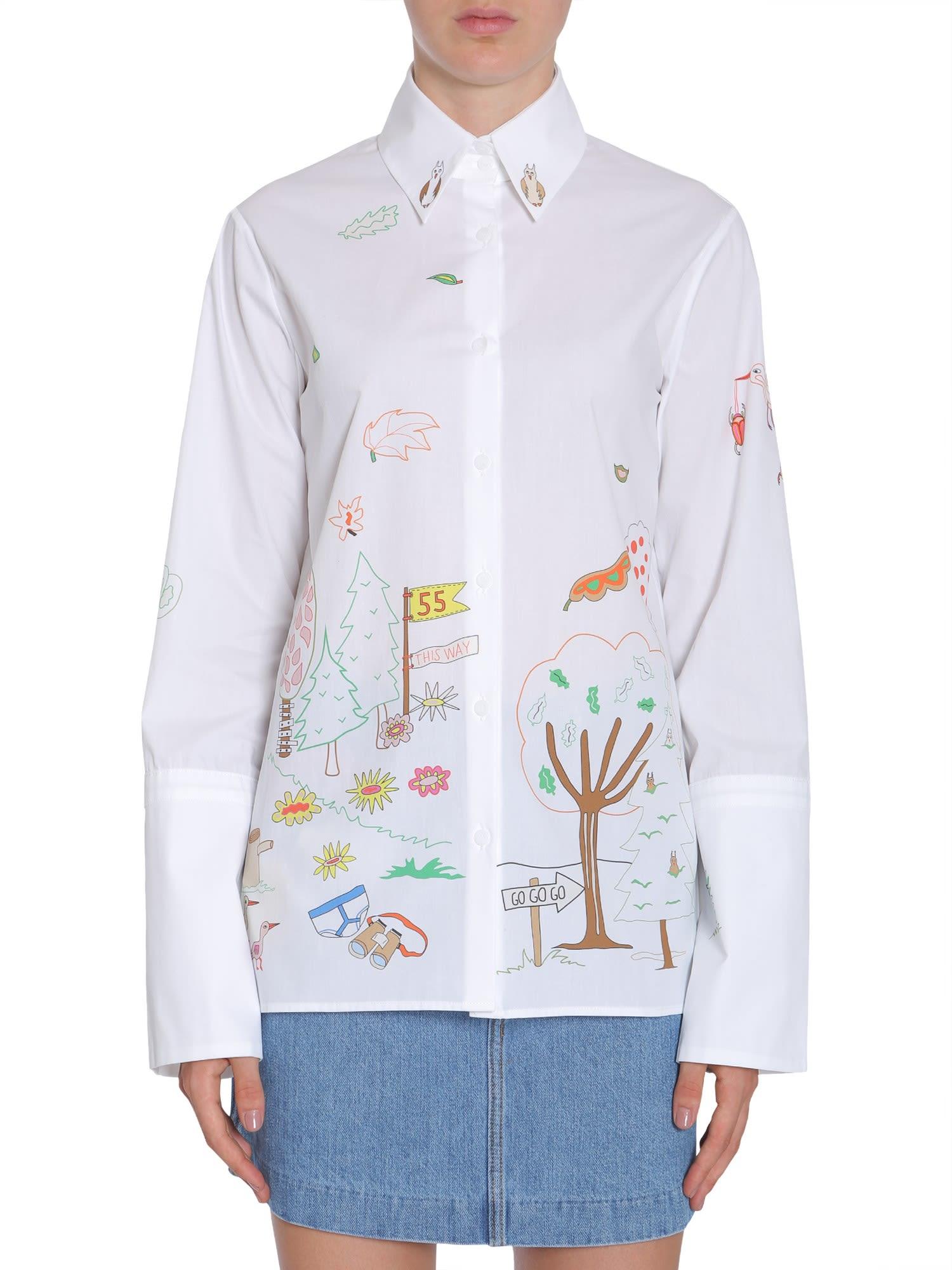 Adventure Print Shirt