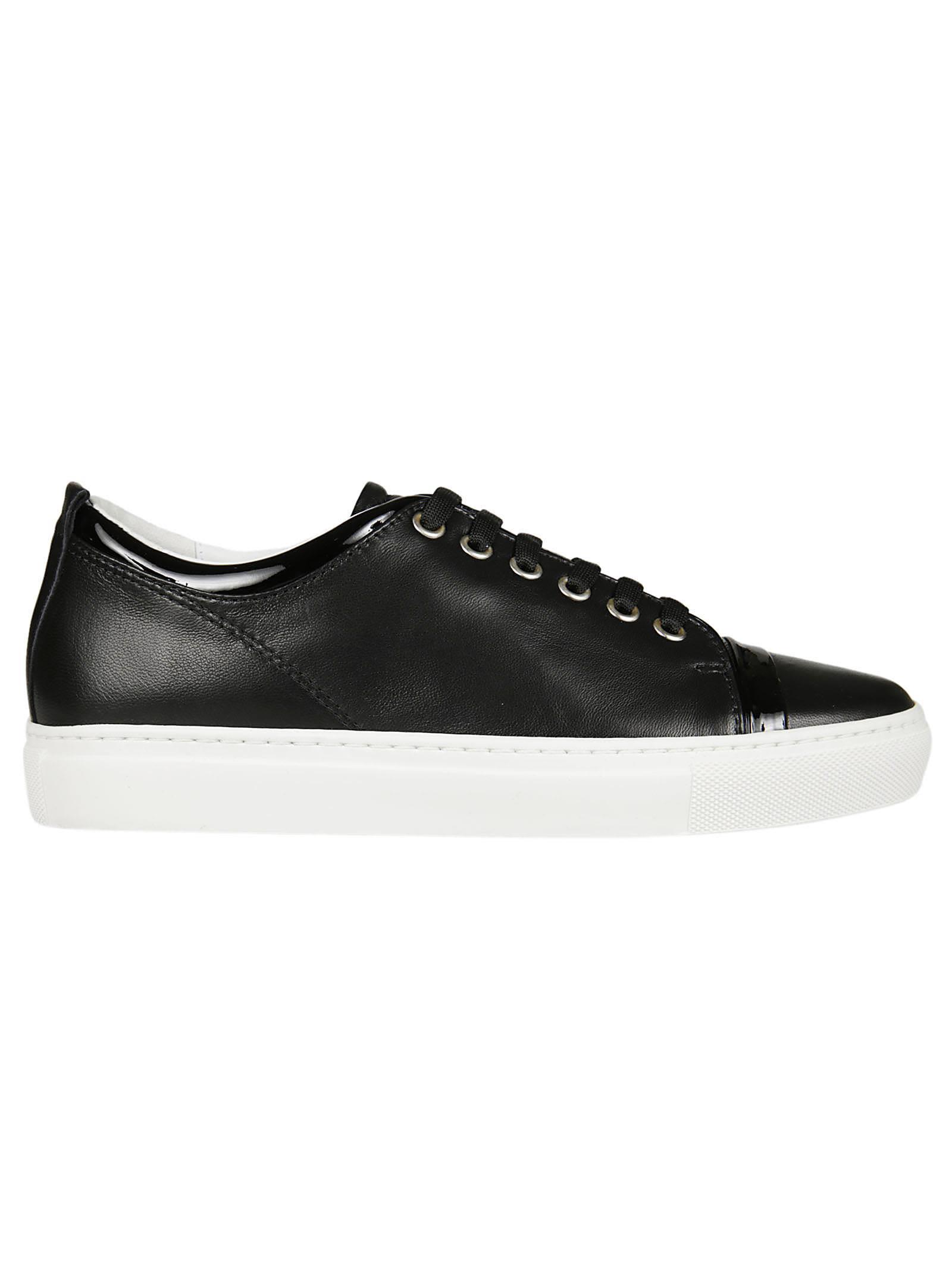 Lanvin - Lanvin Classic Sneakers - Nero, Women's Sneakers | Italist