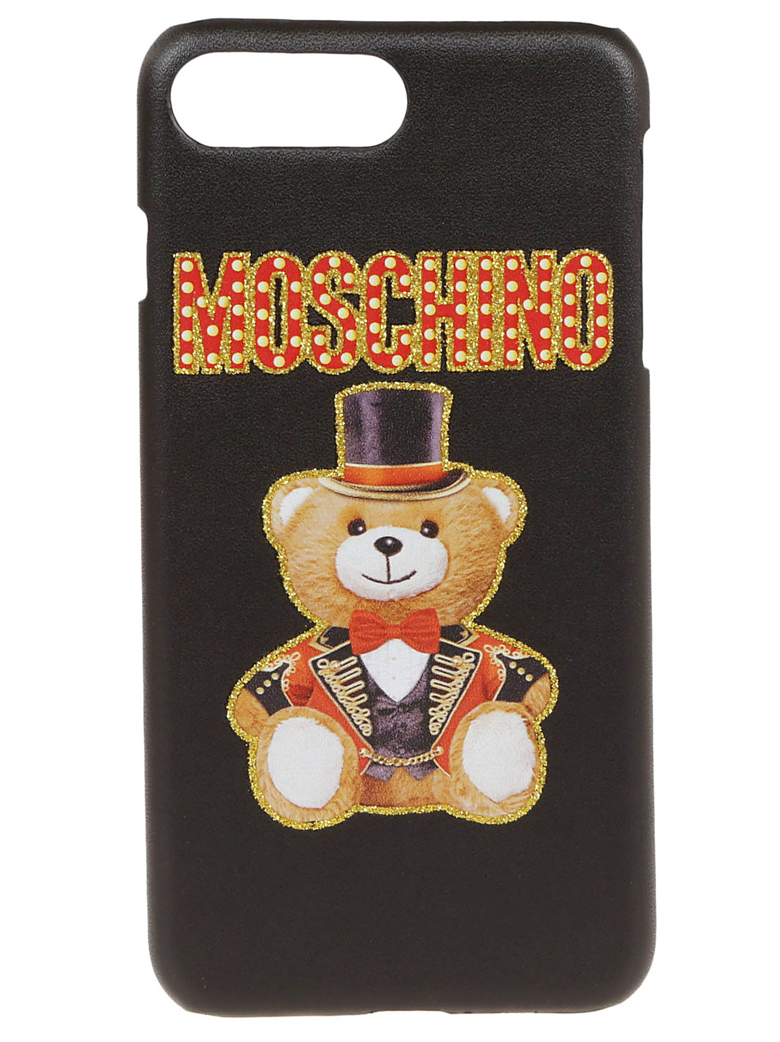 Bear Iphone7 Plus Case in Nero