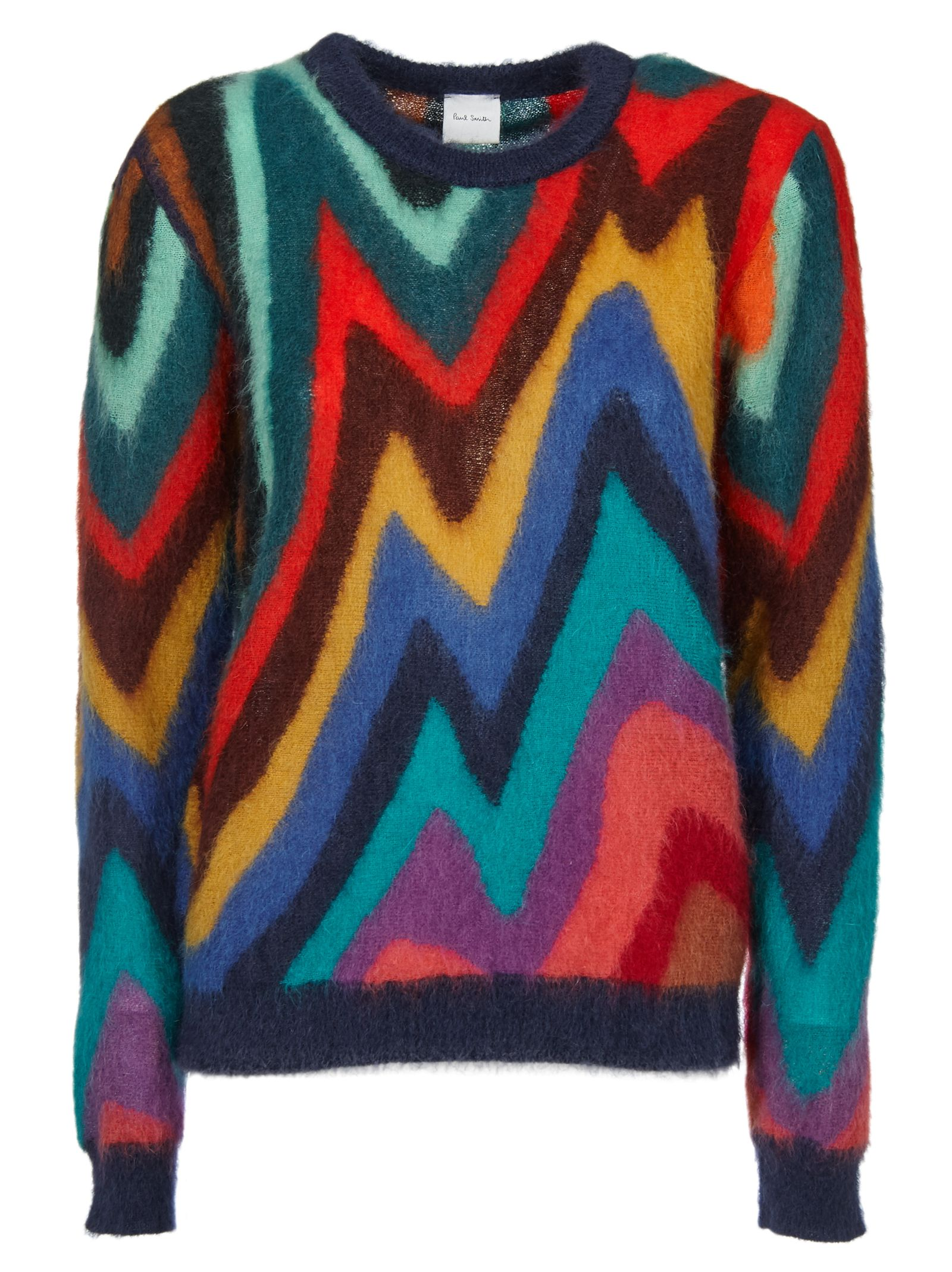 Paul Smith ABSTRACT PRINT JUMPER