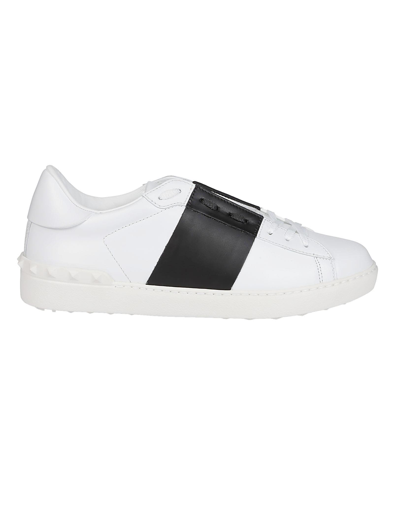 VALENTINO RUBBER STUD SNEAKERS
