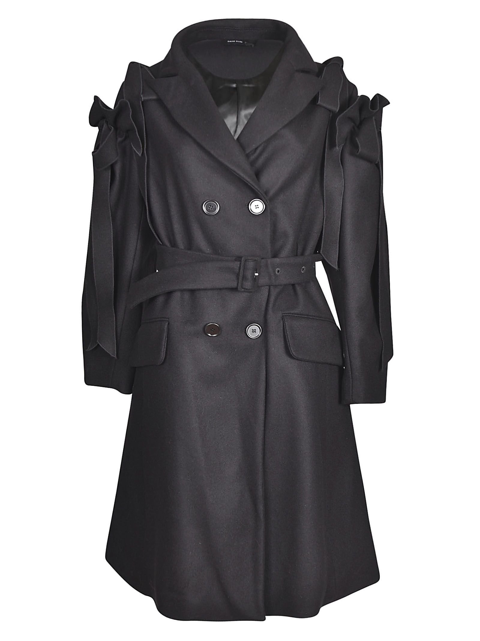 TIE DETAIL TRENCH