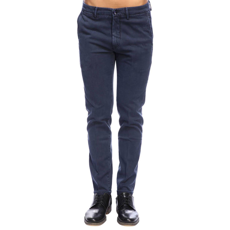 RE-HASH Re-Hash Pants Pants Men Re-Hash in Blue